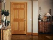 Wymieniamy drzwi na drewniane